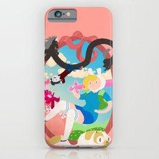Adventure time Fionna & Cake iPhone 6 Slim Case