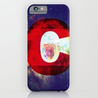 iPhone & iPod Case featuring Colorado Flag/Galaxy Print by Stolen Milk