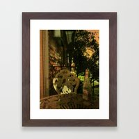 Separation From Love Framed Art Print