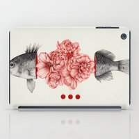 To Bloom Not Bleed iPad Case