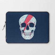 Bowie Skull Laptop Sleeve