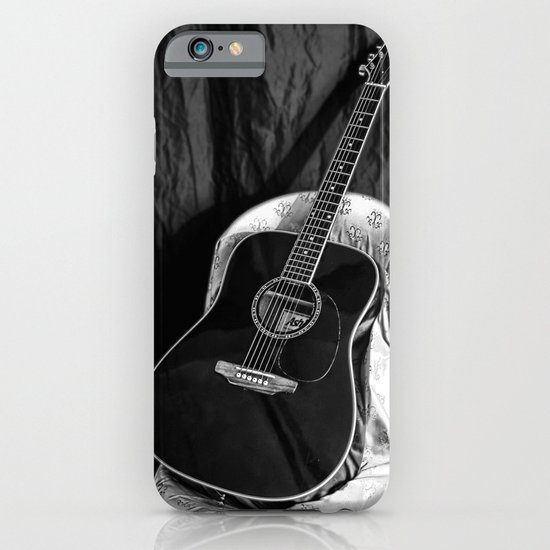 Acoustic iPhone & iPod Case