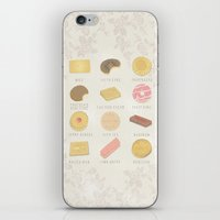 BISCUITS  iPhone & iPod Skin
