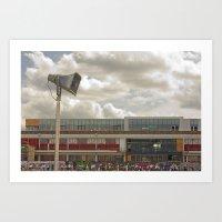 Achtung Baby Art Print