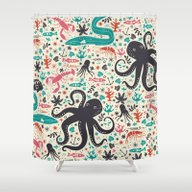 Sea Patrol Shower Curtain