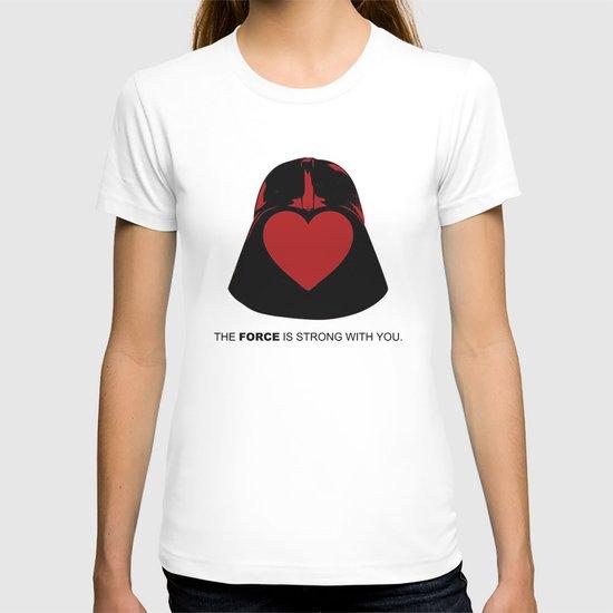 Star Wars - Valentine Poster T-shirt