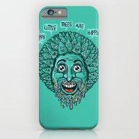 Happy Little Trees Are Happy  iPhone 6 Slim Case