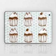 Retro Cupcakes Laptop & iPad Skin