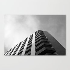 angular fade Canvas Print