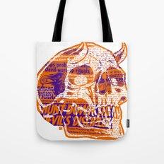 Satanic Panic Tote Bag