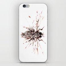 Crashed Bee iPhone & iPod Skin