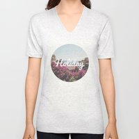 Holiday Unisex V-Neck
