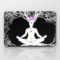 Tree of Life White iPad Case