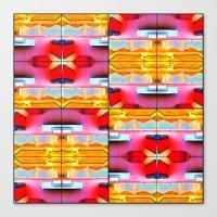Crazy Carl's Quad 5 Canvas Print