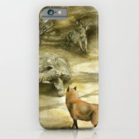 The Tortoise And The Har… iPhone 6 Slim Case