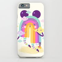 iPhone & iPod Case featuring Nice to see you again! by Muxxi