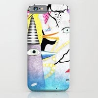 iPhone & iPod Case featuring After the flood all the colours came out by Ruth Fitta Schulz