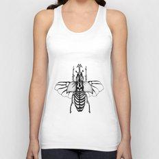 Beetle Unisex Tank Top