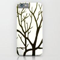 WHITE TREE iPhone 6 Slim Case
