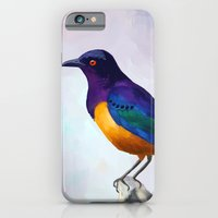iPhone & iPod Case featuring Starling by Freeminds