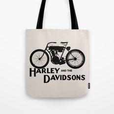 Harley and the Davidsons Tote Bag