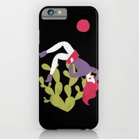 iPhone & iPod Case featuring Cactus by Joanna Gniady