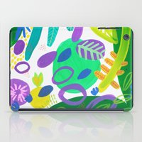 Between The Branches. V iPad Case