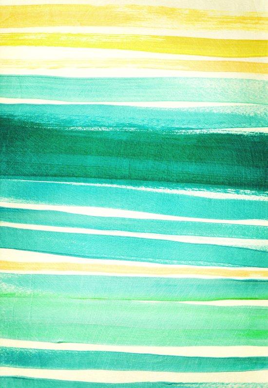 colour play Art Print