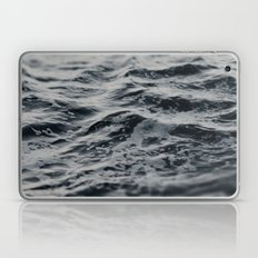 Ocean Magic Black And Wh… Laptop & iPad Skin