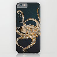 Embrace Of The Octopus iPhone 6 Slim Case