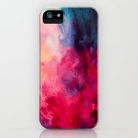 iPhone Cases featuring Reassurance by Caleb Troy