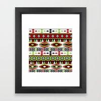 Christmas Jumper... Oh Dear!  Framed Art Print
