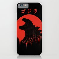 Kaiju Regeneration iPhone 6 Slim Case