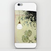 Indoor landscape I iPhone & iPod Skin