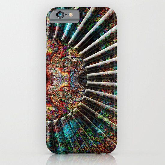 Mandala 12 iPhone & iPod Case