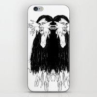 Mirroring iPhone & iPod Skin