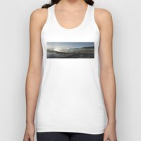 Natural spas Unisex Tank Top
