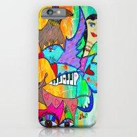AIKIDO GIRL iPhone 6 Slim Case