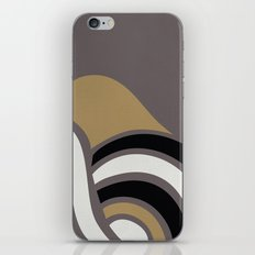 WAVES # ABSTRACT iPhone & iPod Skin