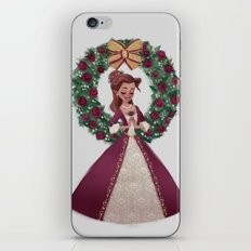 As long as there's christmas iPhone & iPod Skin