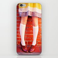 It's All About The Shoes… iPhone & iPod Skin