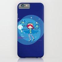 MAHOU SHOJO BUBBAH - Magical girl Bubbah- iPhone 6 Slim Case