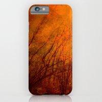 The burning world iPhone 6 Slim Case