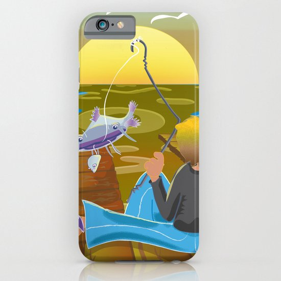 Fish Tales iPhone & iPod Case