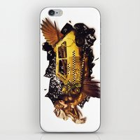 The Big Bang | Collage iPhone & iPod Skin