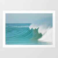 Ocean Spray Art Print