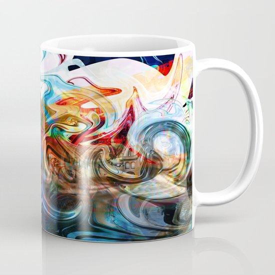 liquified space Mug