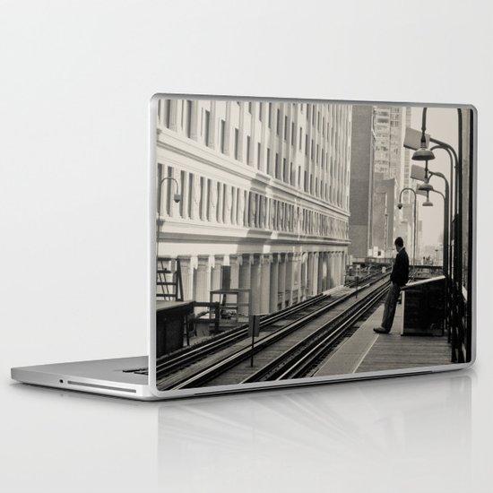 Interim Laptop & iPad Skin