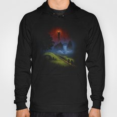 Over The Hill - The Lord Of The Rings Hoody