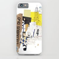 iPhone & iPod Case featuring Columbus by Emily Rickard